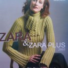 Tahki Stacy Charles Zara & Zara Plus knitting book
