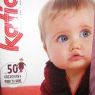Katia #50 fall winter babies knitting patterns