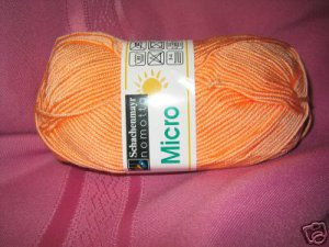 Schachenmayr Micro Yarn acrylic peach free patterns