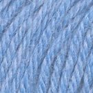 Luxury Alpaca Melange #1980 soft denim blue 50gr laine