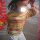 Katia #45 spring summer 2008 child knitting pattern