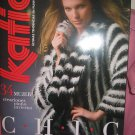 Katia #56 fall winter  womens fashion knitting pattern