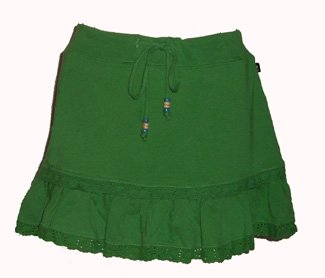 LA Kitty Green Mini Sz Large