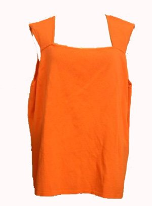 Joseph A Coral Sleeveless Top Sz 2X-Large