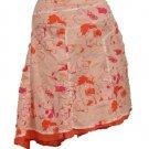 Calvin Klein Print Skirt Sz 12