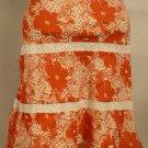 Calvin Klein Jeans Print Skirt Sz 12