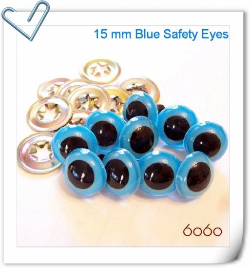 15 mm blue eyes
