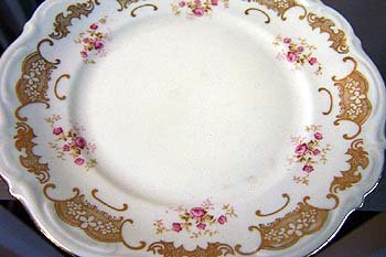 Mitterteich Rosella Pattern Luncheon or Salad Plate