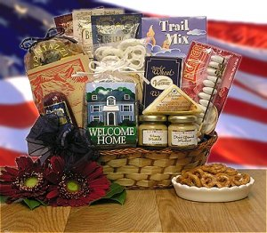 Patriotic Welcome Home