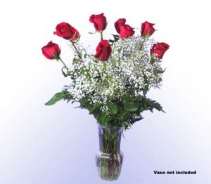 9 Red Rose Bouquet