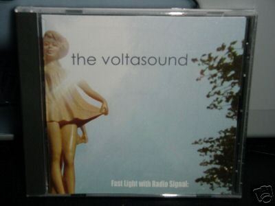 The Volta Sound CD Fast Light EXCELLENT PSYCH ROCK pop  $7.99 FREE SHIPPING