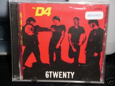 The D4 cd 6Twenty /KILLER NZ GARAGE Thunders  $7.99 ~ FREE SHIPPING
