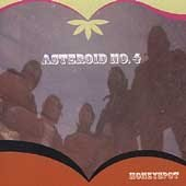 The Asteroid No. 4 CD Honeyspot $9.99 ~ FREE SHIPPING rainbow quartz