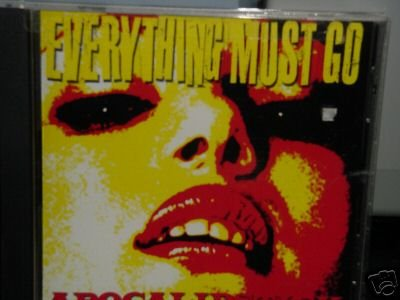 Everything Must Go CD ApocaLipstick SUPER DEAD BOYS RAWK  $7.99 ~ FREE S/H