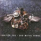Janitor Joe CD Big Metal Birds AmRep NOISE  $7.99 ~ FREE SHIPPING
