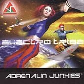 Adrenalin Junkies CD Electro Tribe EARACHE electro noise  $7.99 ~ FREE SHIPPING