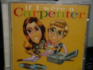 VA: The Carpenters Trib CD ~ FREE SHIPPING $8.99 as seen in JUNO Sonic Youth Shonen Knife AMC