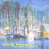 The Sick Bees CD The Marina Album chick punk rock  $7.99 ~ FREE SHIPPING