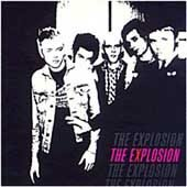 The Explosion CD s/t JADE TREE punk  $9.99 ~ FREE SHIPPING