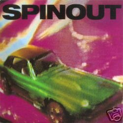 SpinOut CD s/t ROCK and ROLL pre ACETONE OOP  $8.99 ~ FREE SHIPPING