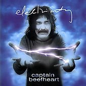 Captain Beefheart cd Electricity ~ FREE SHIPPING