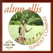 Alton Ellis CD Sunday Coming CLASSIC STUDIO ONE REGGAE ~ FREE SHIPPING