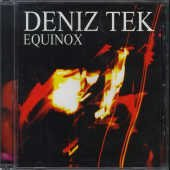 Deniz Tek CD Equinox (import) ex RADIO BIRDMAN RARE ~ FREE SHIPPING