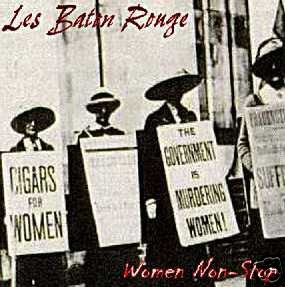 Les Baton Rouge CD Women Non Stop chick punk grrrl  $7.99 ~ FREE SHIPPING