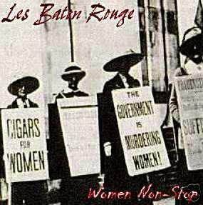 Les Baton Rouge CD Women Non Stop chick punk grrrl  $7.99 ~ FREE SHIPPING