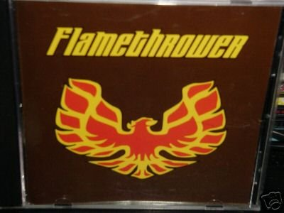 Flamethrower s/t CD SMOKES!!! PUNK RnR MUST HAVE  $7.99 ~ FREE SHIPPING
