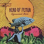Head of Femur CD Hysterical Stars ASKEW POP  $7.99 ~ FREE SHIPPING