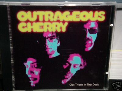 Outrageous Cherry CD Out There In The Dark DETROIT  $9.99 ~ FREE SHIPPING