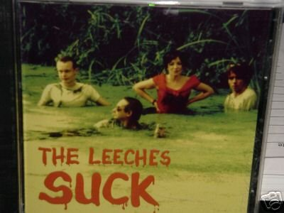 The Leeches CD Suck '77 ish chick art punk IMPORT  $8.99 ~ FREE SHIPPING