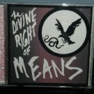 The Means CD Divine Right of... HOWLING UBER SUPER ROCK  $8.99 ~ FREE SHIPPING
