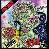 Flipside/RAFR cd Vol 2 w/HUMPERS tubo ac's ADZ Nomads +++  $7.99 ~ FREE SHIPPING