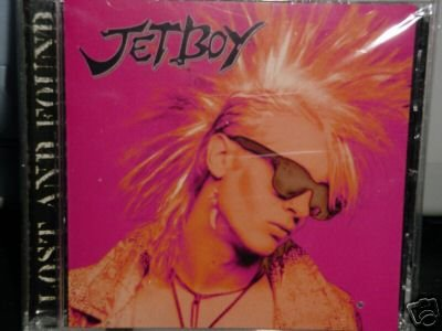 Jetboy cd LOST/FOUND w/AMERICAN HEARTBREAK + MOTORHEAD  $8.99 ~ FREE SHIPPING