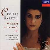 Mozart Portraits CD Cecilia Bartoli, Fischer, Vienna CO $9.99  ~ FREE SHIPPING