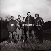 The Dave Matthews Band CD Everyday w/ Carlos Santana $7.99 ~ FREE SHIPPING