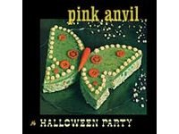 Pink Anvil CD Halloween Party AVANT noise ex MINISTRY $9.99 ~ FREE SHIPPING