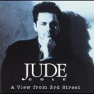 Jude Cole cd a view from 3rd street $9.99 ~ FREE SHIPPING