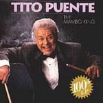 Tito Puente CD The Mambo King w/Celia Cruz $7.99 ~ FREE SHIPPING