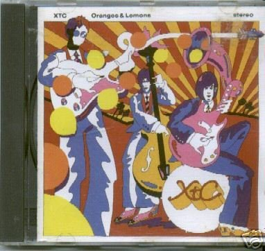 XTC cd Oranges & Lemons PSYCH BRITPOP $7.99 ~ FREE SHIPPING