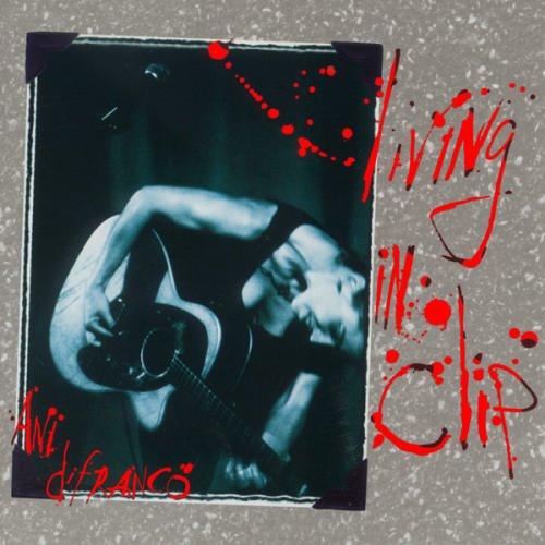 Ani Difranco 2x CD/Book Living in Clip $9.99 ~ FREE SHIPPING