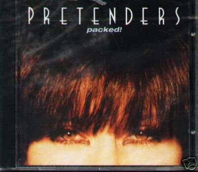 the Pretenders cd Packed! $9.99 ~ FREE SHIPPING