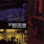 59 Times The Pain CD End of the Millennium  $8.99 ~ FREE SHIPPING SWEDE PUNK BURNING HEART NEW