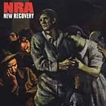 NRA cd New Recovery GEARHEAD $7.99 ~ FREE SHIPPING SCANDI PUNK RnR