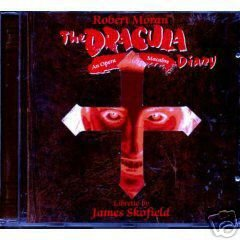 The Dracula Diary Opera Macabre CD Houston Grand ~ FREE SHIPPING