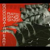 Gogogo Airheart CD Rats! Sing! Sing!  $7.99 ~ FREE SHIPPING DUB NO WAVE