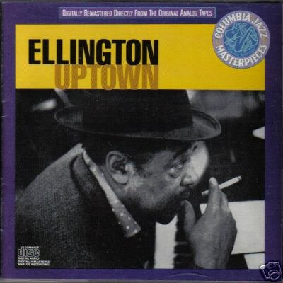 Duke Ellington CD Uptown $7.99 ~ FREE SHIPPING