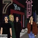 7 Year Bitch CD Gato Negro $8.99 ~ FREE SHIPPING L7 bikini kill grrrl